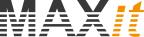 MAXit Logo 144x37